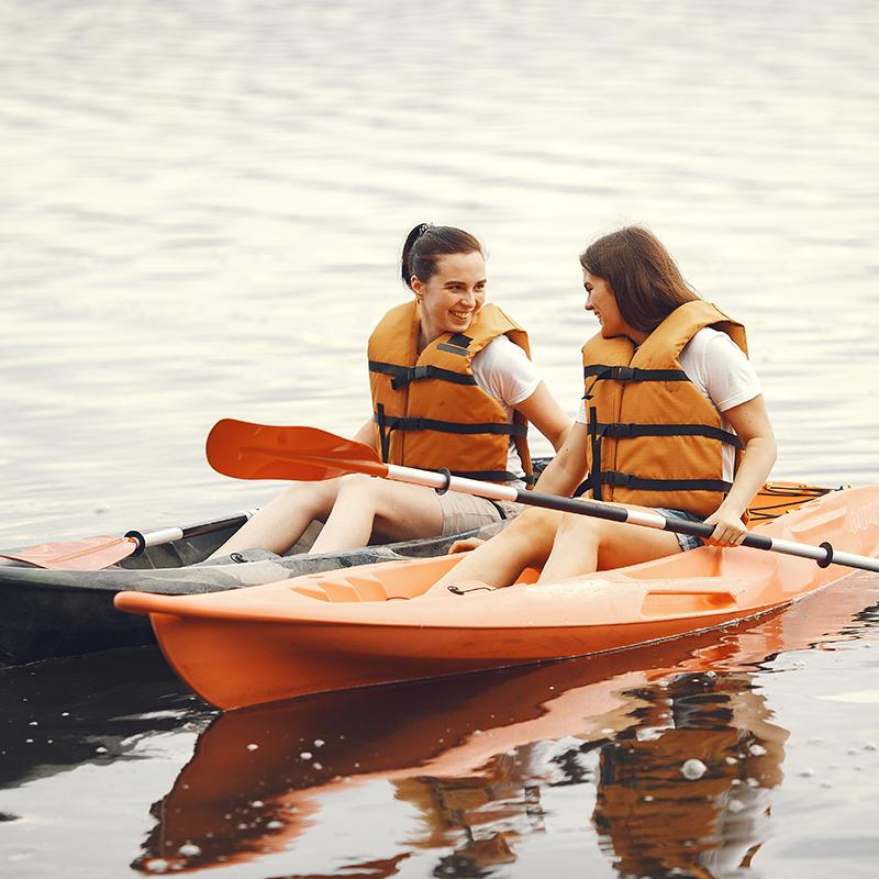 Canoe Kayak proche du camping