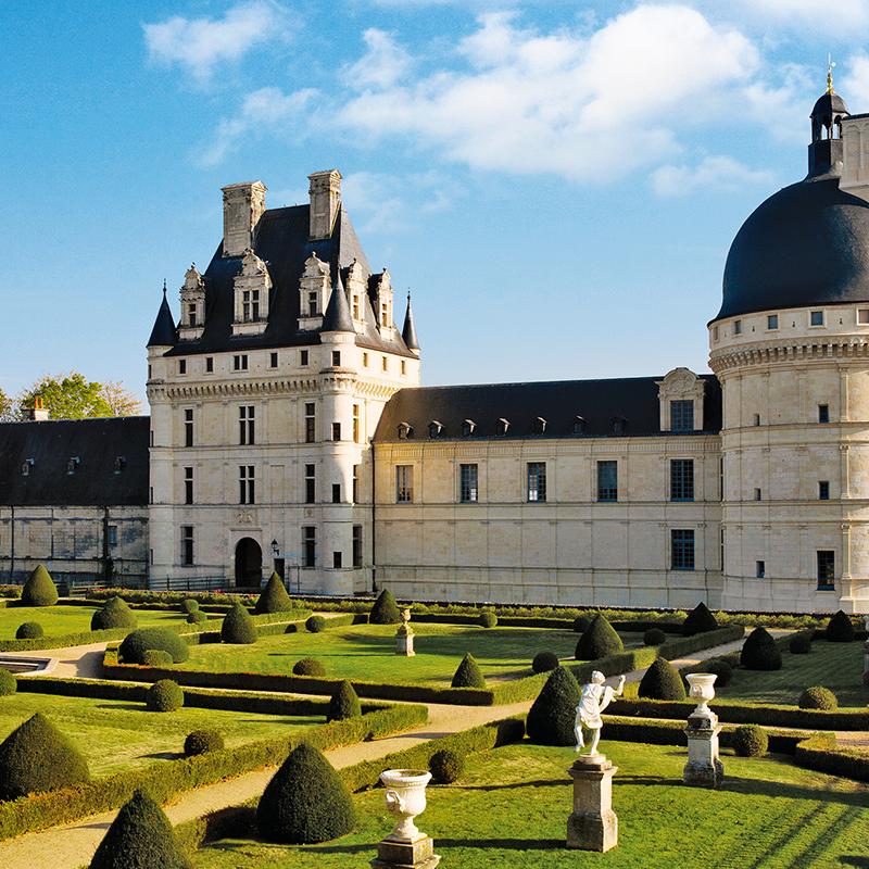 Château de Vanlençay