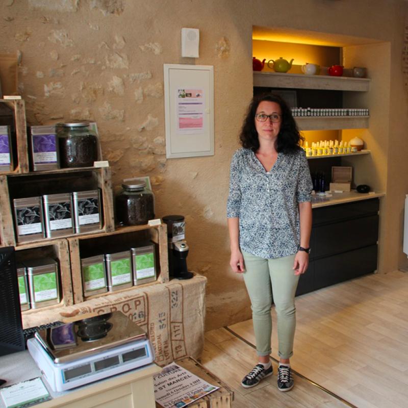 Décontrac'thé à Saint-Gaultier