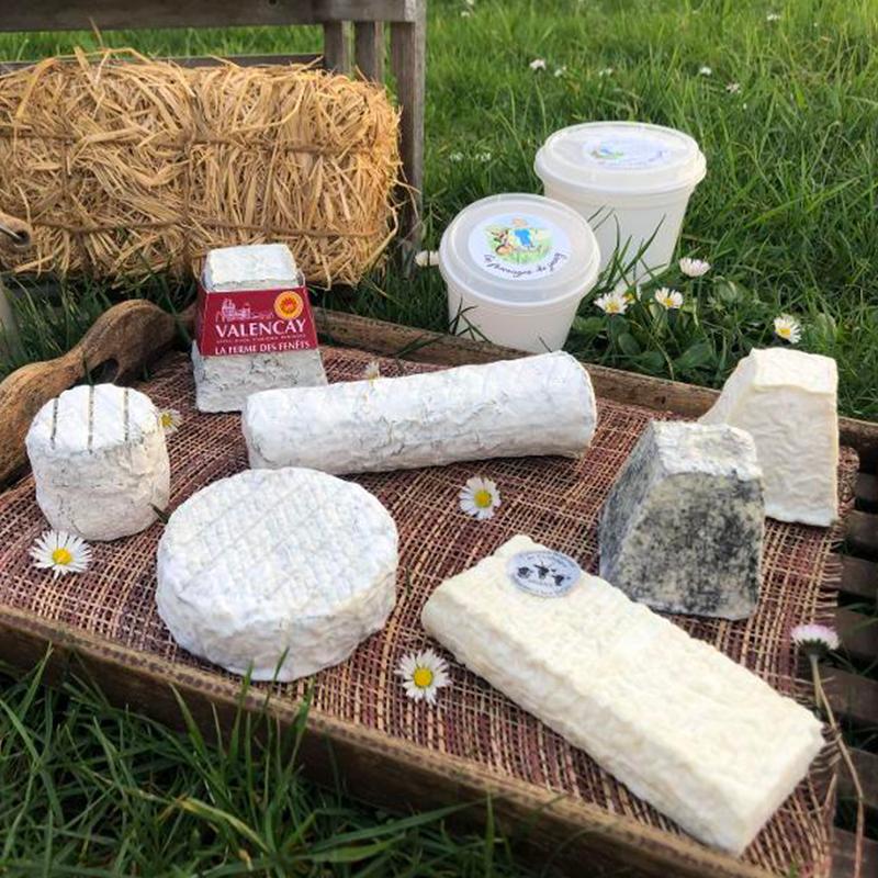 Les fromages de Jenny à Neuillay les Bois