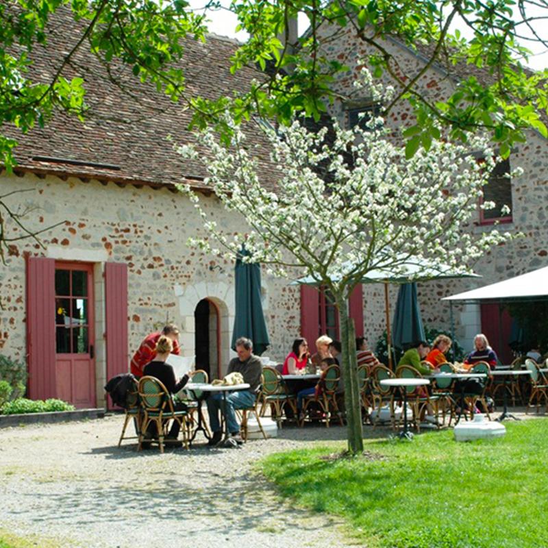 La Maison du Parc à Rosnay