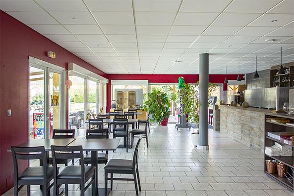 Restaurant du Camping l'Oasis du Berry