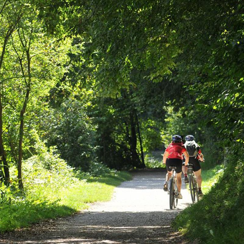 Randonnée en vélo dans le BErry